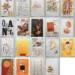 ATTIC ZINE NO 12 Orange 1 - all together / alle zusammen thumbnail