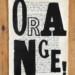 Attic Zine Orange - eine meiner 20 gedruckten Seiten / one of my 20 printed pages thumbnail