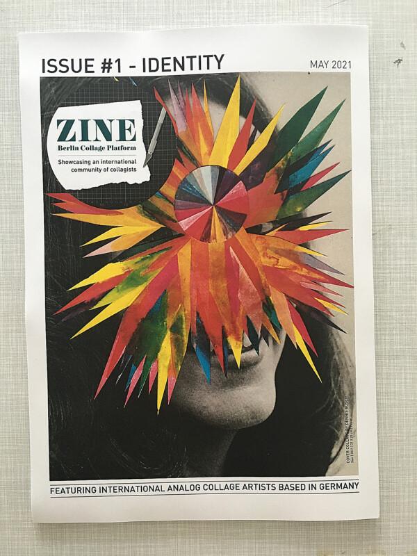 Berlin Collage Platform Magazine No 1 - Identity
