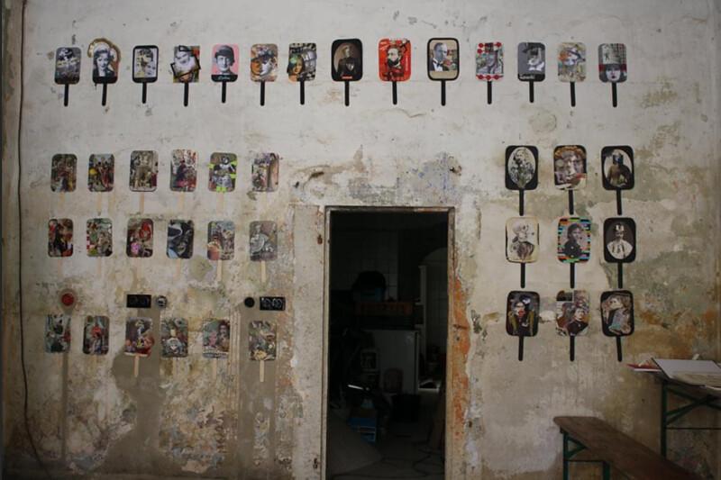 Tag der Kunst - Pirna - Faecher-Ausstellung - Fotos von Frank Voigt und Petra Lorenz 2
