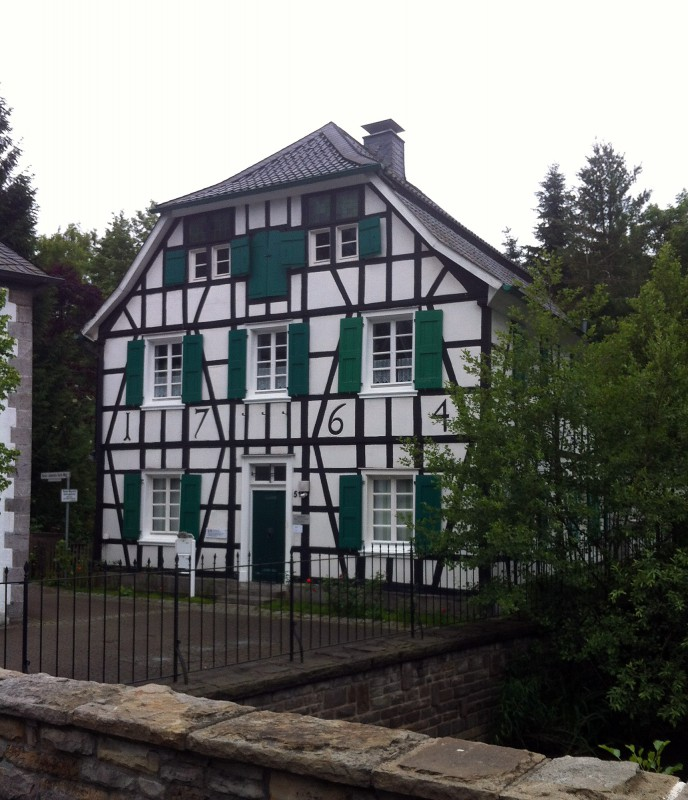 Gruiten Dorf