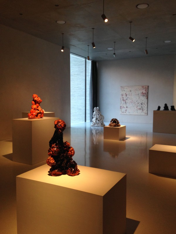 Heinz Breloh - Terrakotta-Skulpturen / Gemälde: Jürgen Paatz