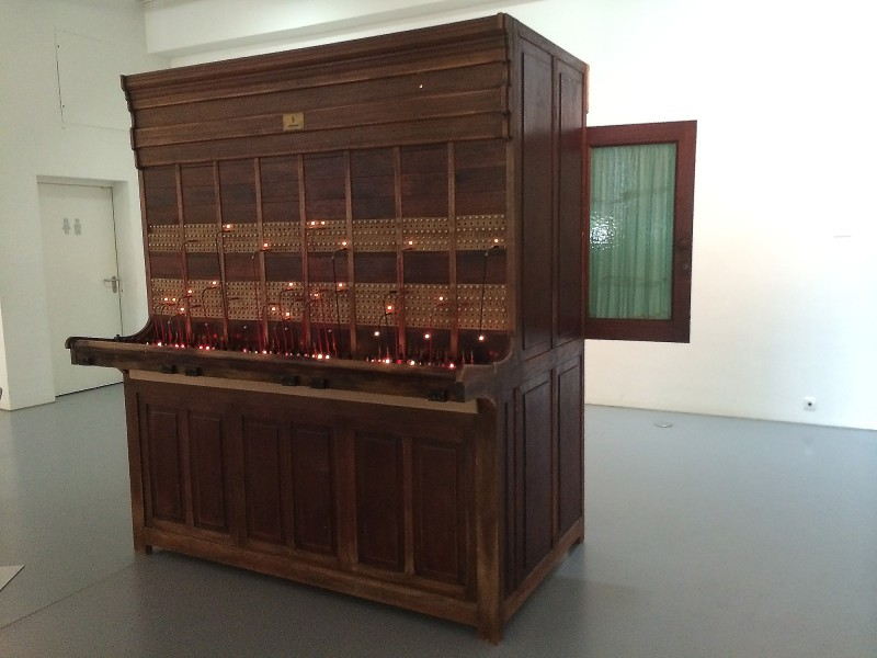 Song Dong - Operator - China8 - Kunstmuseum Muelheim an der Ruhr