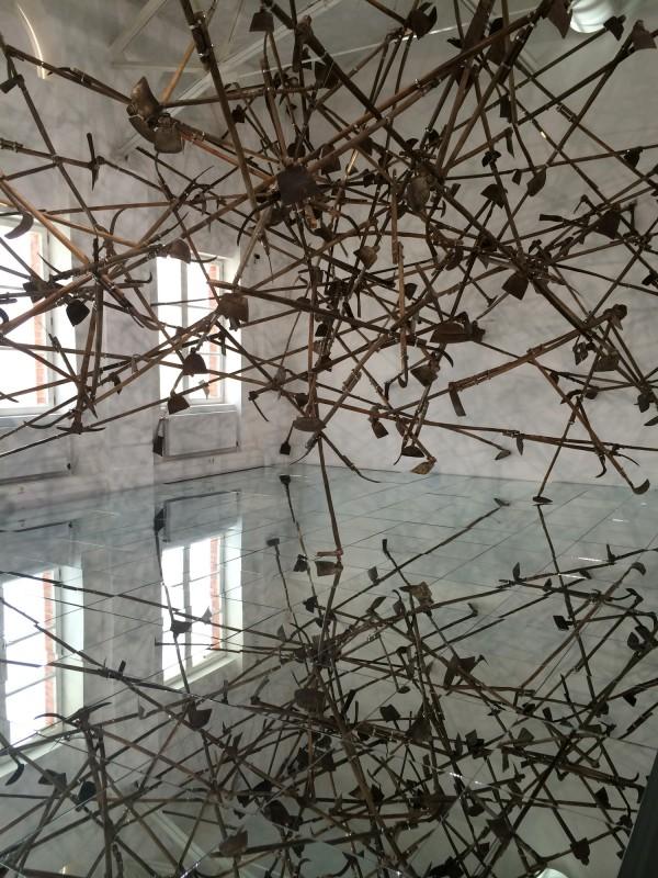 Yuan Gong - Money Tree - China8 - Kunstmuseum Muelheim an der Ruhr