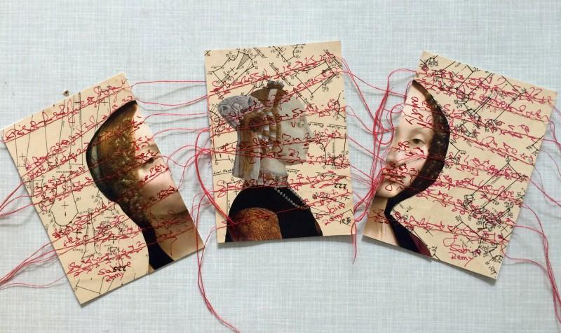 Diaries of a Seamstress - Tagebücher einer Schneiderin - all together