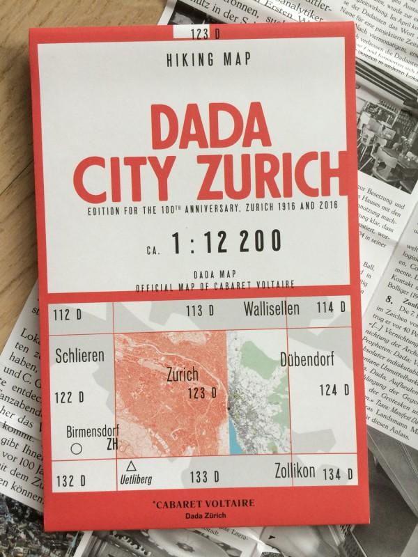 Dada City Zurich 1