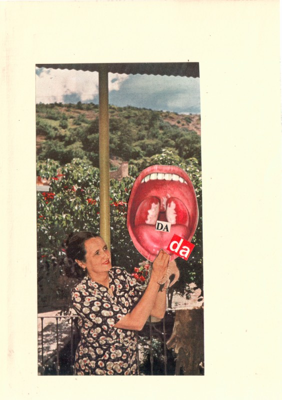 Dada is my mother tongue 15 of 25