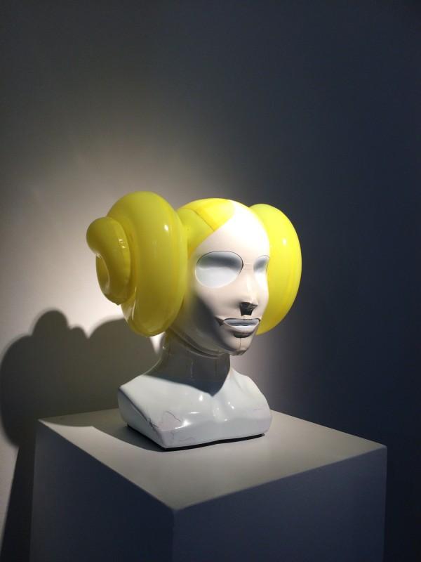 INFLANDIA -  Sasha Frolova at AIR MUSEUM 2017