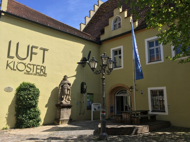 Luftmuseum  Air Museum Amberg - Germany