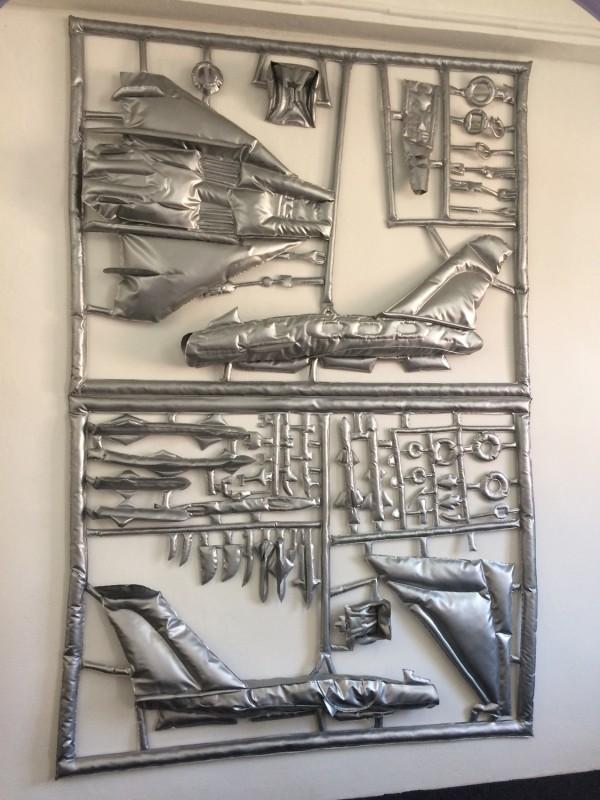 Phantom presumer item # 4 by Joanna Magellan at Luftmuseum / Air Museum