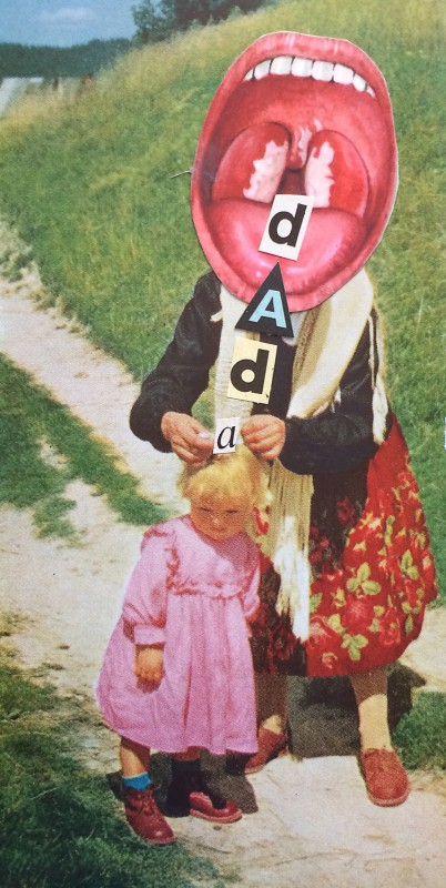 Dada is my mother tongue 12
