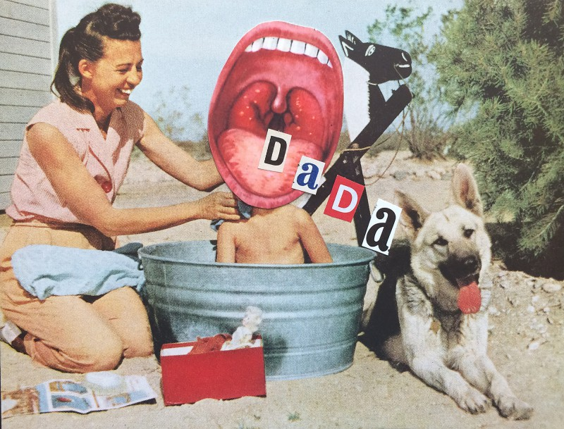 Dada is my mother tongue 21
