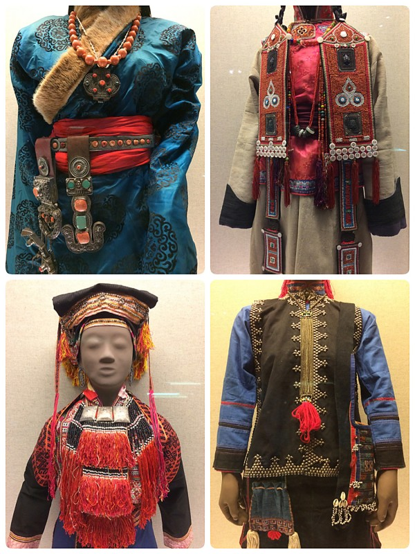 Traditional costumes - overview 1