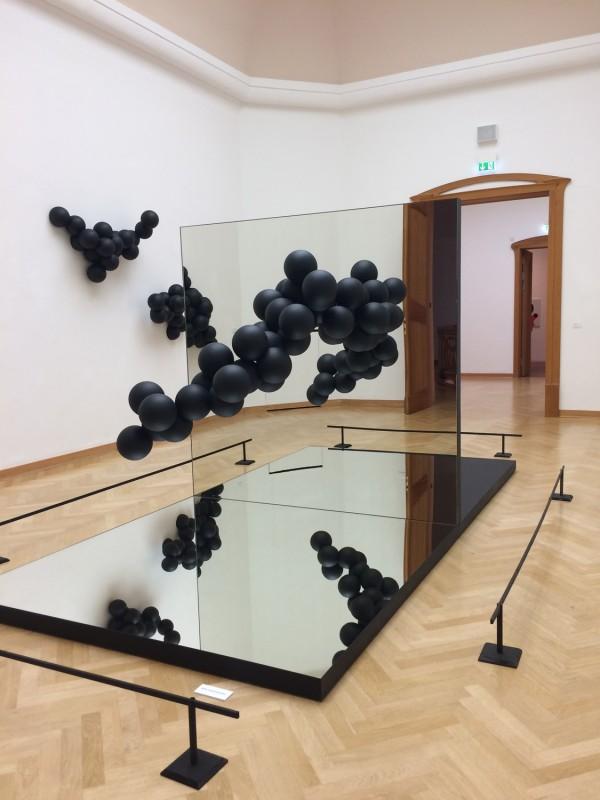 Birgitta Weimer - Bardo - 2017 - at Osthaus Museum Hagen