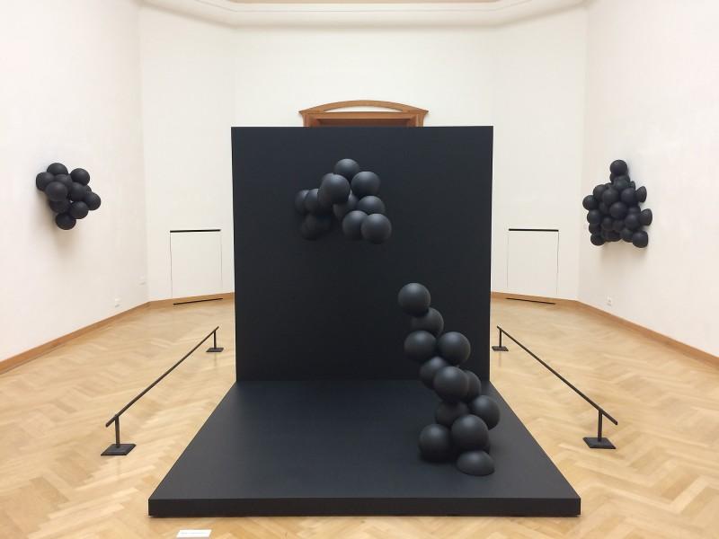 Birgitta Weimer - Bardo (the other side)- 2017 - at Osthaus Museum Hagen