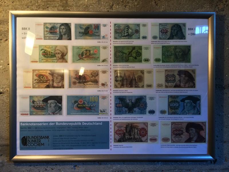 Notwährung - Banknotenserie<br>Exchange money - series of bills