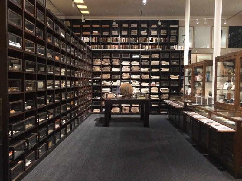 Sigrid Sigurdsson - Die Architektur der Erinnerung, 1988 - 2009 -  Das Museum im Museum - (1) - at Osthaus Museum Hagen