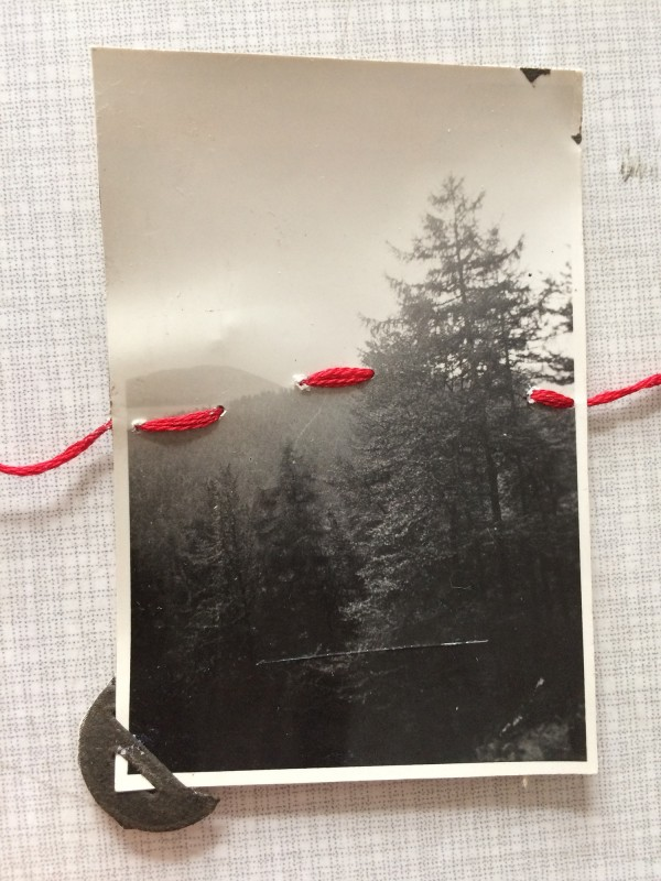 What is the red thread of YOUR life - 8 - outgoing to Laurence