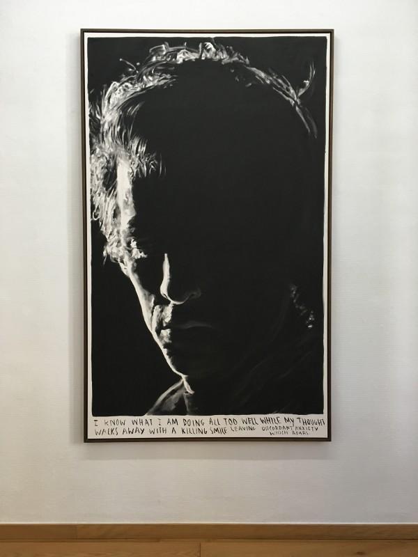 Rinus Van de Velde - I know what I am doing all too well ... - 2018 - im Kunstmuseum Gelsenkirchen
