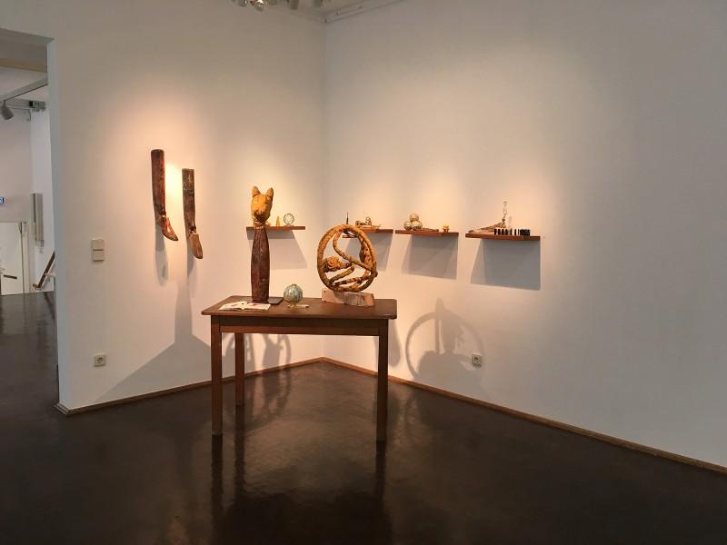 Henning Eichinger und Yvonne Kendall - Coming Full Circle - Raum 2 im Wilhelm-Fabry-Museum Hilden