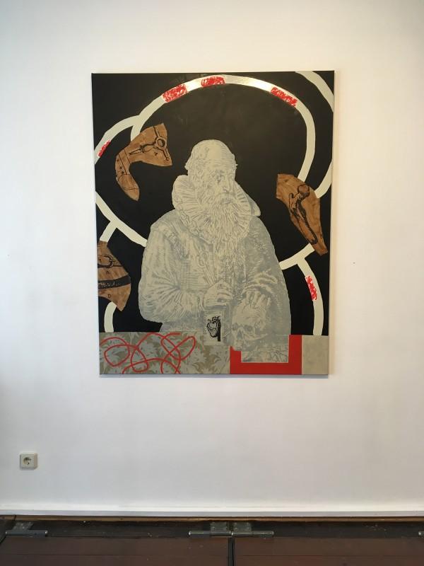 Henning Eichinger - Portrait Wilhelm Fabry 2009