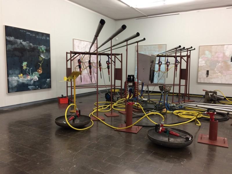 Kunsthalle Recklinghausen - auf - Gert und Uwe Tobias 12