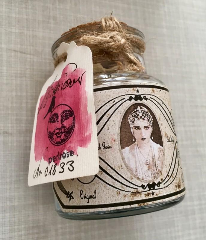 Witch Kraft - Detail - from Petra Lorenz<br>Hexenzauberei - Detail - von Petra Lorenz