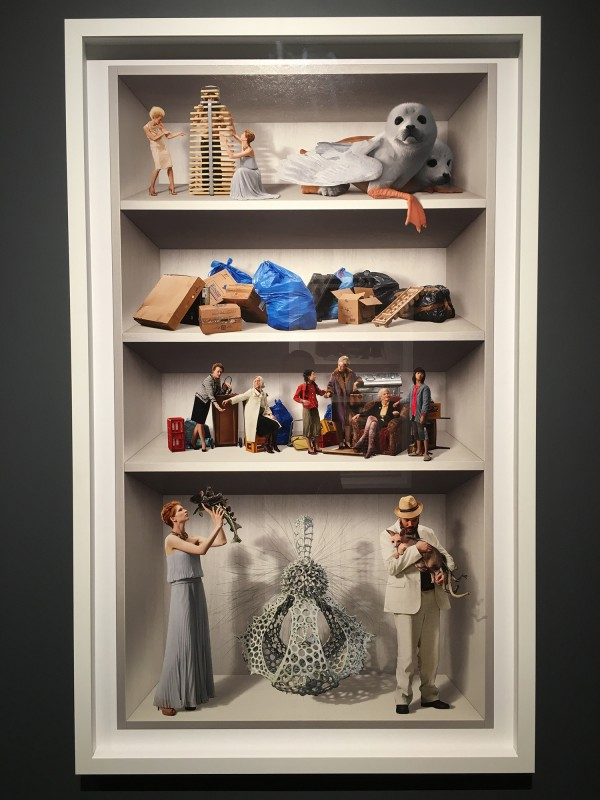 AES+F - Inverso Mundus -Stillage No 10 2017 - at SCAD Museum of ART Savannah 2019