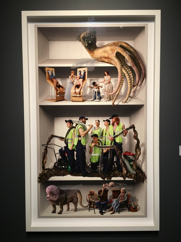 AES+F - Inverso Mundus -Stillage No 8 2017 - at SCAD Museum of ART Savannah 2019