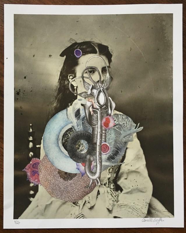 Axelle Kieffer Collage