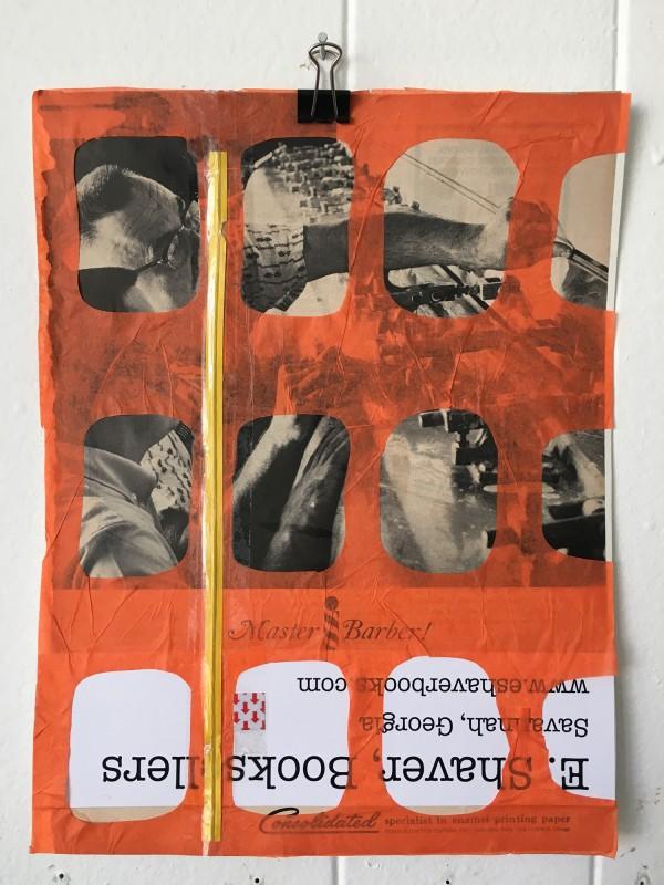 Tagebuch Collage Nr. 3 / Collage Dairy No 3