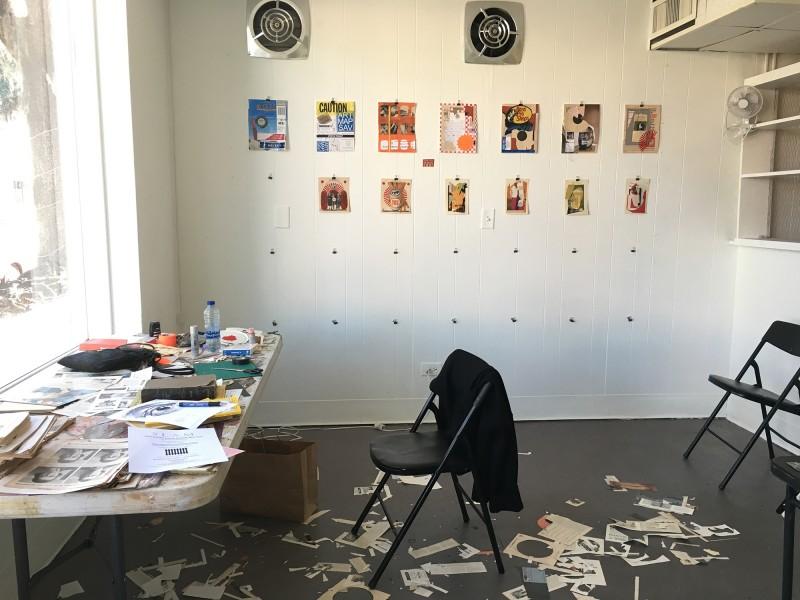 Offenes Atelier / Open Studio