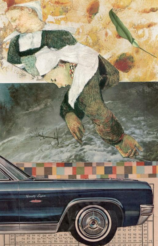 Set 1 Neo Exquisite Corpse Head Cristina Holm Body Iris Bohnen Bottom Sabine Remy