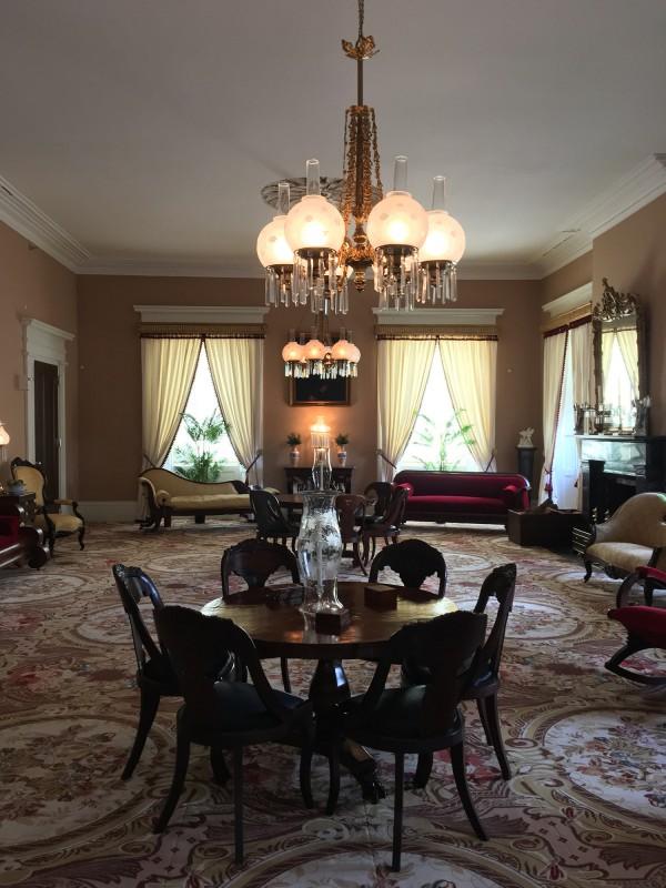Old Governor s Mansion - Herrensalon - in Milledgeville