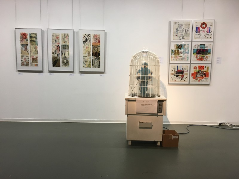 PAPA MAMA DADA - Neue Saechsische Galerie Chemnitz