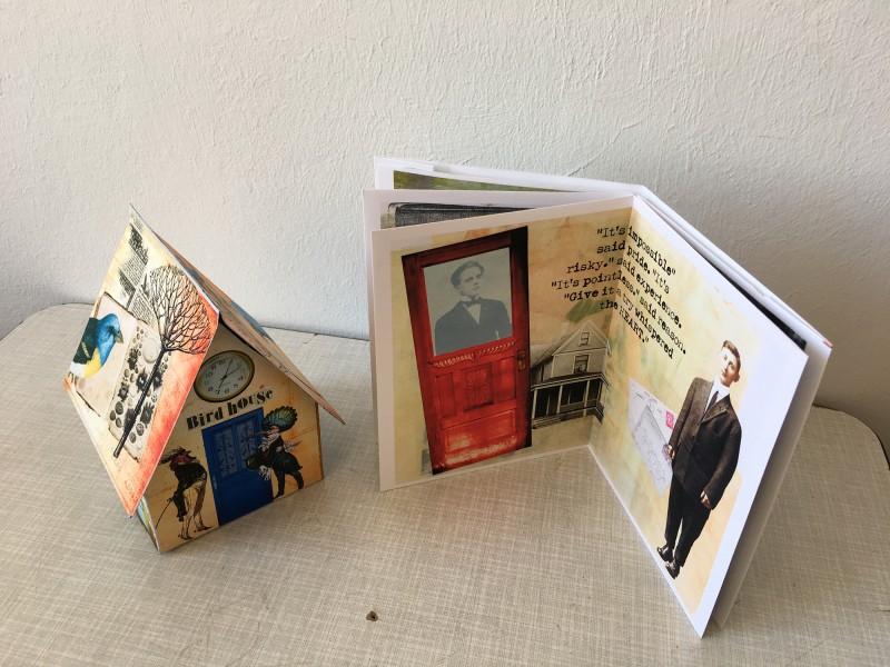 Incoming Mail Art April 2019 Terry Garrett - 3