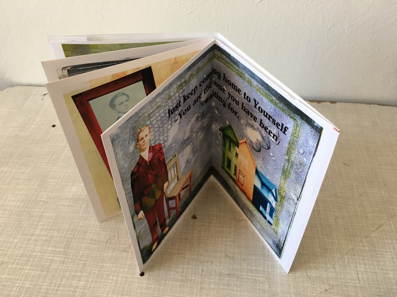 Incoming Mail Art April 2019 Terry Garrett - 6