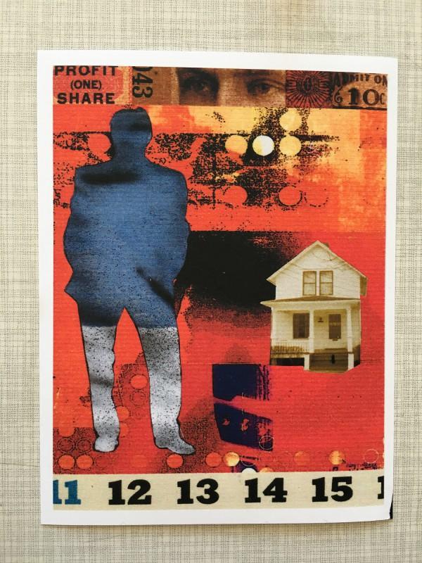 Incoming Mail Art April 2019 Terry Garrett - 7