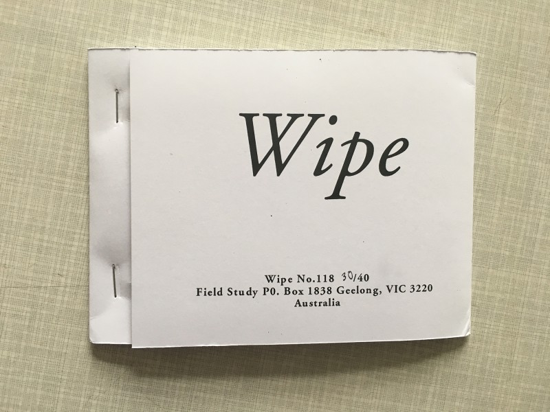 Wipe 188 - cover