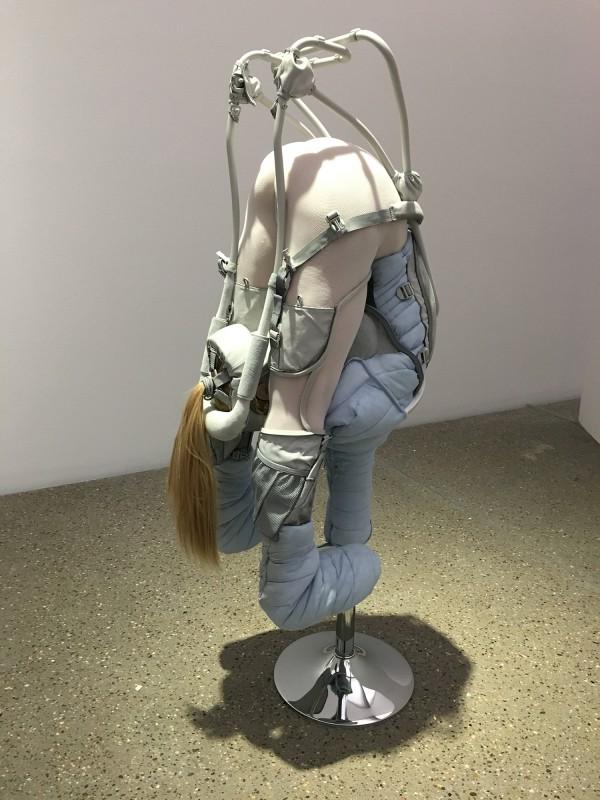 Museum Folkwang - Der montierte Mensch - Anna Udenberg - Focus - 2018
