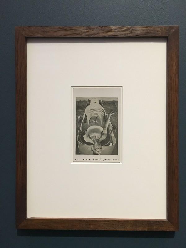 Museum Folkwang - Der montierte Mensch - Max Ernst - die anatomie - anatomy - 1921