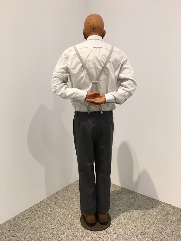 Martin Kippenberger - Bitteschön Dankeschön - Eine Retrospektive -Bundeskunsthalle Bonn 2019 - Martin, ab in die Ecke und schäm Dich - Martin, into the Corner, You Should Be Ashamed of Yourself - 1989