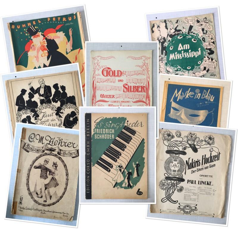 Notenhefte - Music Books - 2