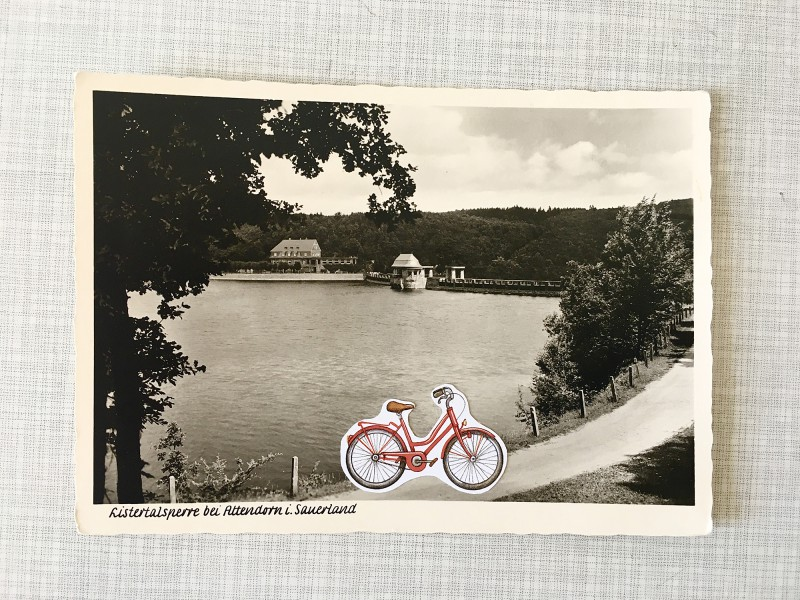 Die Tauschlade - April 2020 - Postcard from M.