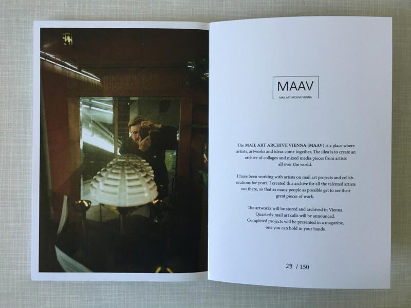 MAAV - Mail Art Archive Vienna - No2 - Dreamworlds