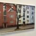 Laurenz Berges - 4100 Duisburg Das letzte Jahrhundert - Bruckhausen III - 2014 - Josef Albers Museum Quadrat Bottrop thumbnail