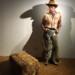 Duane Hanson - Cowboy with Hay - 1984 1989 - Osthaus Museum Hagen - Lebensecht thumbnail