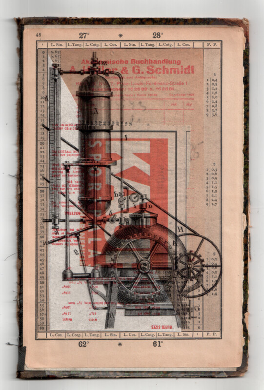 My contribution: G. Schmidt Maschine - Sabine Remy - Germany - BV