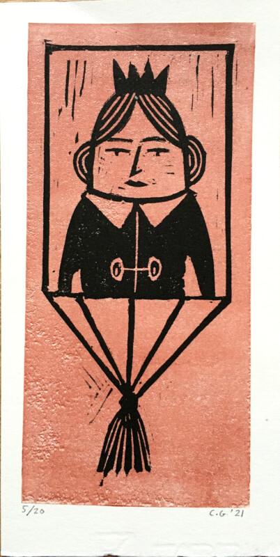 Incoming Mail Art January 2021 - Carina Granlund