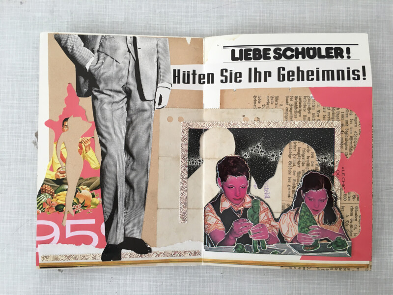 Look - Worlds Finest - started by Stefan Heuer finished by Sabine Remy - 2021 - 2